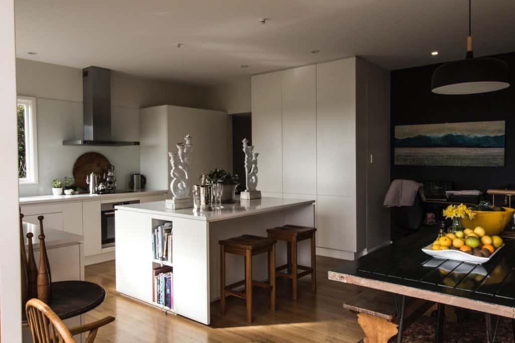 Design a kitchen island