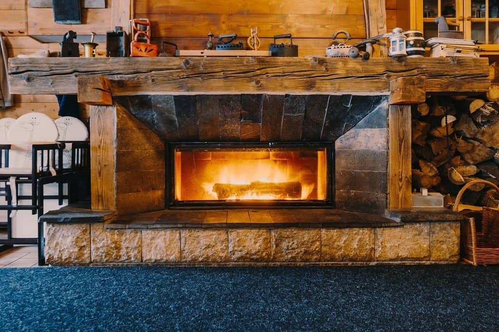 Spice up your fireplace