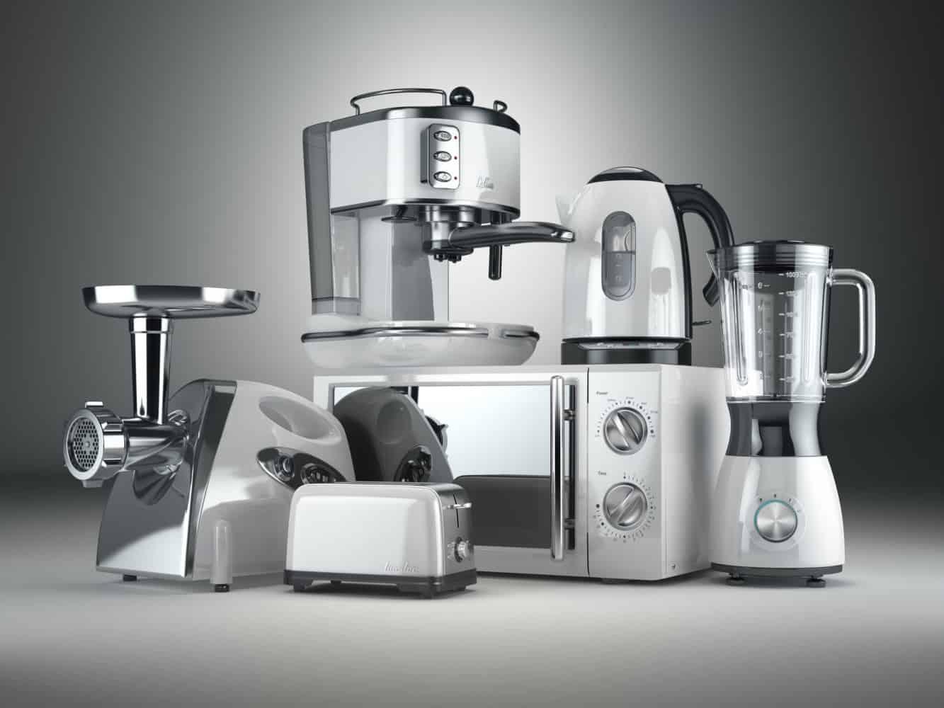 Must-Have Electric Kitchen Appliances List