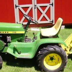 plow or tiller