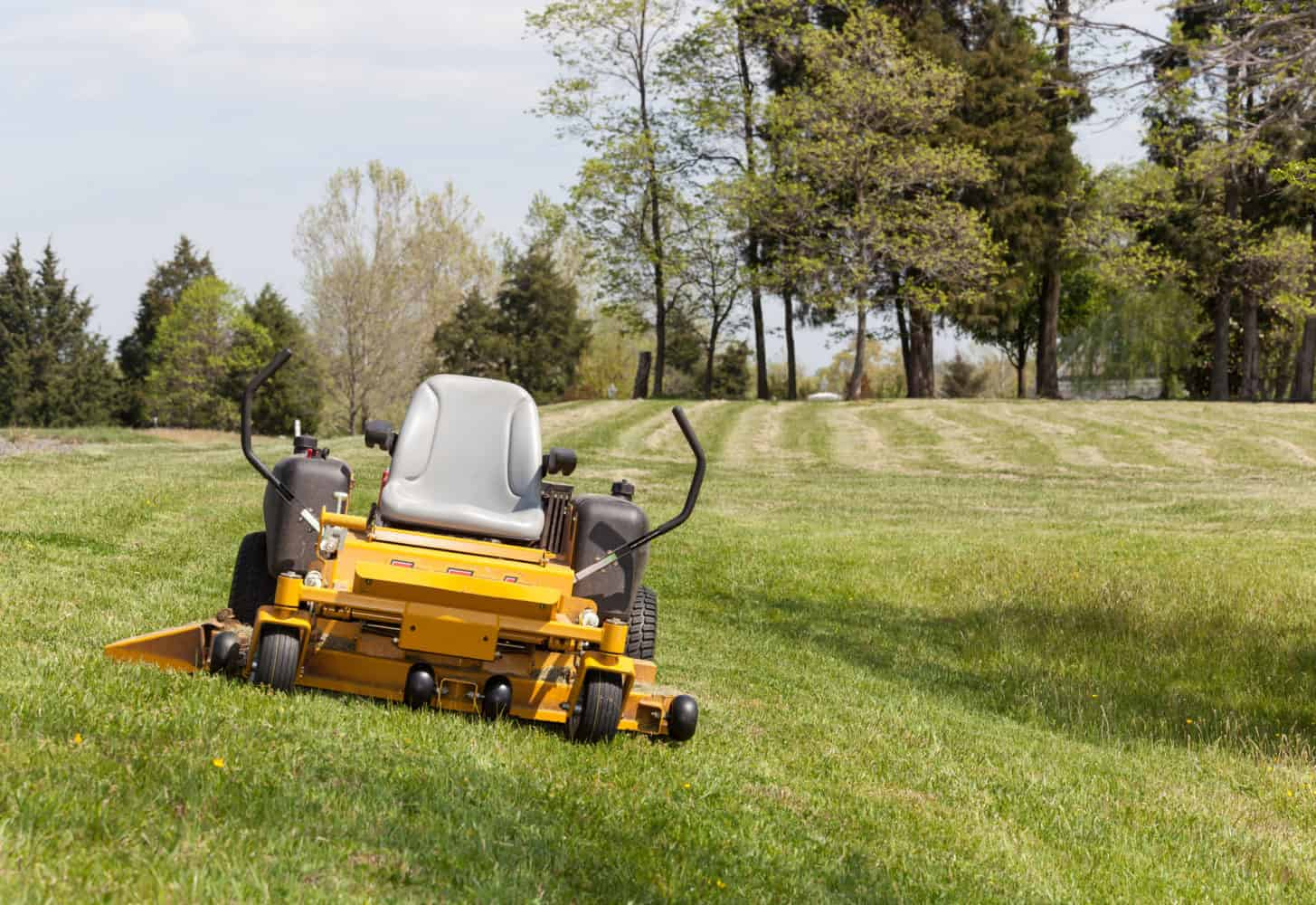 Zero Turn mower vs Lawn Tractor